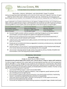 Captivating Cover Letter For Nursing Scholarship Application  Psychiatric Nurse Resume