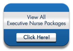 Executive Nurse Resume Packages