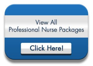 Professional Nurse Resume Packages